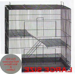 Small Animal Cage for Chinchilla Ferret Sugar Glider - 701 B