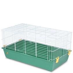 Prevue Hendryx Small Animal Habitat Tubby Cage 524 With Gree