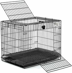 Animal Wire Home Cage for Rabbit Bunny Habitat Travelling Ou
