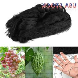 Anti Bird Net Netting for Bird Poultry Aviary Game Pens 25'x
