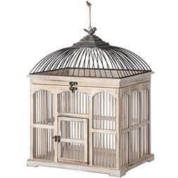 Hill Interiors Antique Victorian Bird Cage