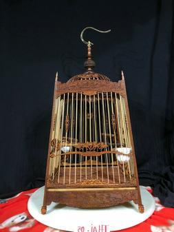 Asian Bamboo Bird Cage Thai-05