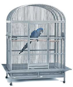 "Avian Adventures Hacienda Dometop Bird Cage - 48"" X 34"" X 70"