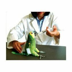 avian bird restrainer xlarge medicate exam nail