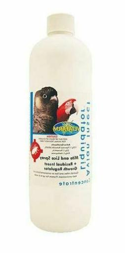 Vetafarm Avian Insect Liquidator Concentrate Mite & Lice Spr