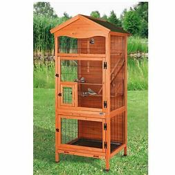 Trixie Natura Aviary Bird Cage, 30.5 X 30.5 X 70.75 in.