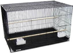 Mcage Aviary Breeding Bird Finch Parakeet Finch Flight Cage