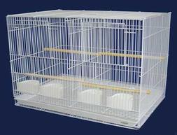"Aviary Breeding Bird Finch Parakeet Finch Flight Cage 24"" x"