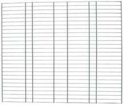 Vision Back Wire Grill for Vision M11/M12 Bird Cages