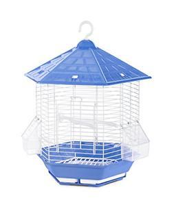 Bali Bird Cage, Blue