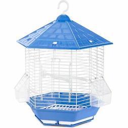 Prevue Bali Bird Cage - Blue