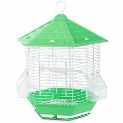 Prevue Bali Bird Cage - Green