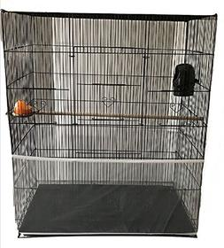 BB&B Tidy Cage Kit - Prevue Ceramic Pet / Bird Food Dish and