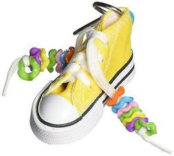 Super Bird Creations Beaker Sneaker Toy for Birds