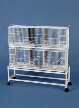Bellas Bungalow Breeding Bird Cage - Many Size and Cage Opti