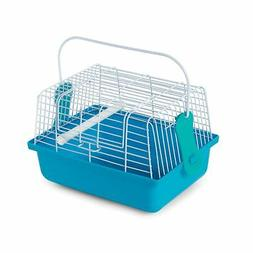 Prevue Pet Products Bird and Small Animals Travel Cage Green