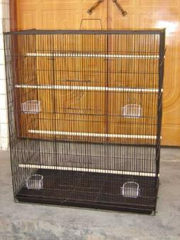 New Large Bird Cage cockatiel sugar glider finch parakeet 30