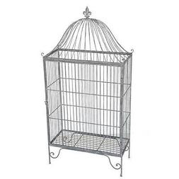 Bird Cage decorative home accent 47.5 in tall RAZ Imports Ho