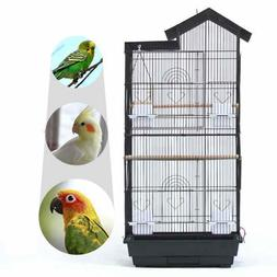 Bird Cage Finch Canary Birds Small and Medium-sized Parrot C
