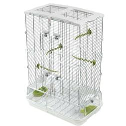 Bird Cage Finch Stand Canary Lovebirds Budgies Medium Tall W