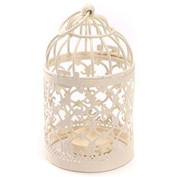 Homegoal Bird Cage Metal Hollow Out Decorative Birdcage Iron