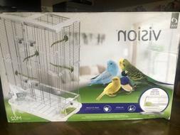 Vision Bird Cage Model M02 - Medium Open Box