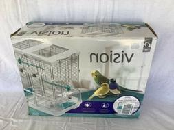 Vision Bird Cage Model S01 - Small NEW HARI Approved Parakee