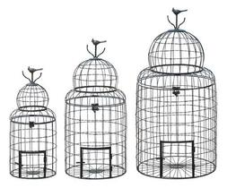 3-Pc Bird Cage Set