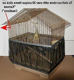 Sheer Guard Bird Cage Skirt - Super Large