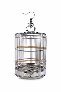 "Bird Cage - Stainless Steel - 15 1/2"" X 21"" X 30 1/2"" - FREE"
