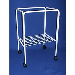 YML Group 4614 Stand for Cage size 16x16 and 16x14, White
