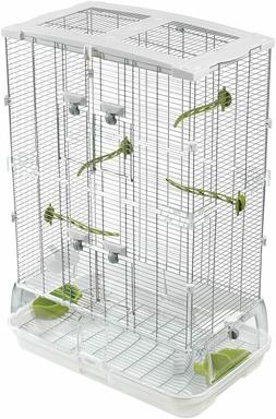 Bird Cage With Stand Canaries Budgies Finches Loverbirds