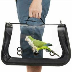 Bird Carrier Travel Outerdoor Bird Transport Cage Breathable