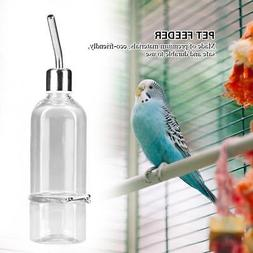 Bird Feeder Automatic Feeder Cage Parrot Cockatiel Bird Wate