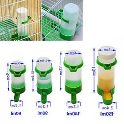 Bird Feeder/Waterer Automatic Water Feeder Cage For Parakeet
