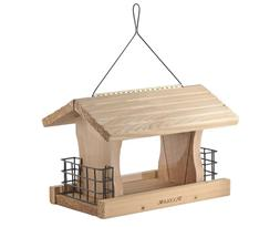 Bird Feeder with Suet Cages
