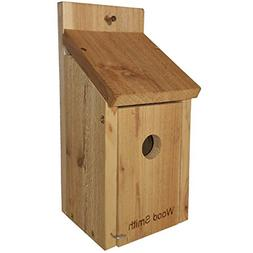 Bird House- Red Robin, Bluebird, Purple Martin, Finch, Cardi