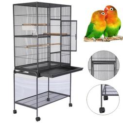 Bird Parrot Cage Cages Chinchilla Cockatiel Large House Meta