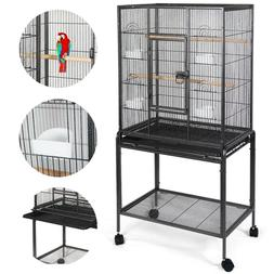 Giantex Bird Parrot Cage Chinchilla Cockatiel Conure Large C