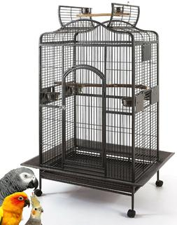 Large Bird Parrot PlayTop Cage Cockatiel Macaw Conure Aviary