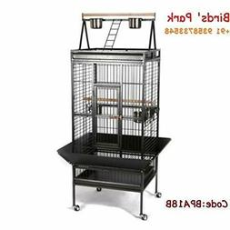 """Birds cage """"Good for Grey Parrot Conure"""""""