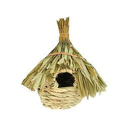 Birds Cages & Accessories--Bird Supplies Handmade Straw Nest