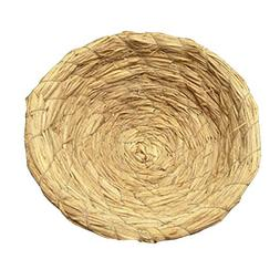 Birds Cages & Accessories--Round Bottom Grass Nests Dove Nes