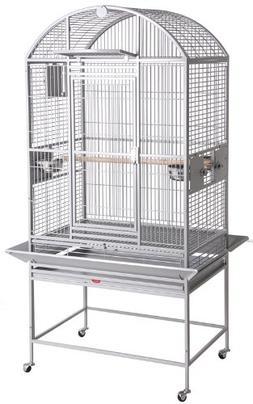 BirdsComfort HQ Dometop Cockatiel Bird Cage with Drop Door 2