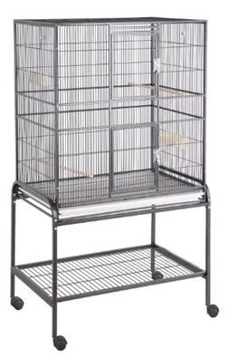 BirdsComfort HQ Flight Bird Cage 32x21 - Green