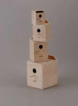 Prevue Pet Products BPV1104 Wood Inside Mount Nest Box for C