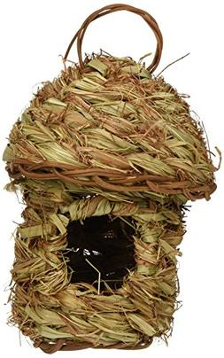 Prevue Pet Products BPV1158 Finch Bird Pagoda Top Hut Nest