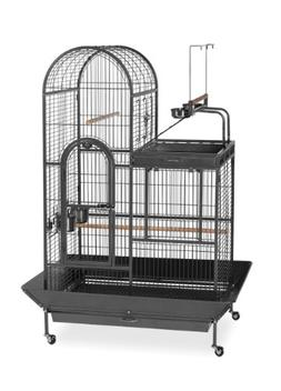 Prevue Pet Products BPV3159 Double Roof Bird Cage with Playt