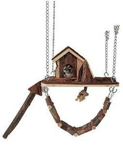 Brand New Trixie Janne Playground For Dwarf Hamsters