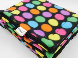 Bright Dot DELUXE Fleece Cage Liners-Lofts-Cuddle Sacks-Beds